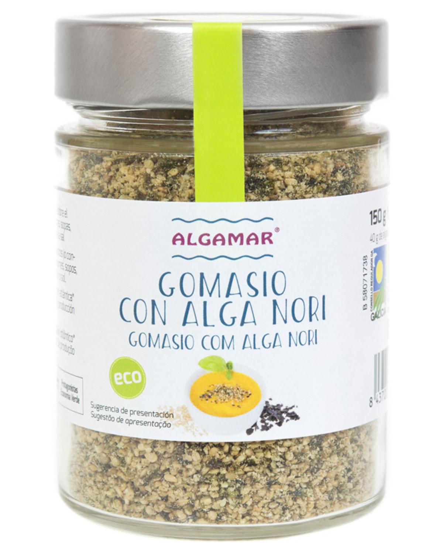Gomasio con Alga Nori Bio 150g
