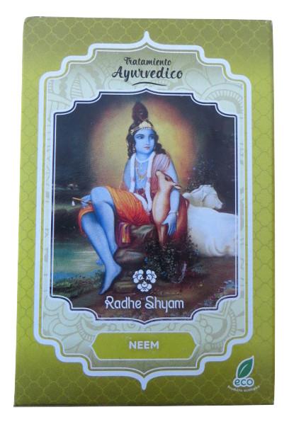 Polvere di Neem - Trattamento Capelli 100 g - Radhe Shyam