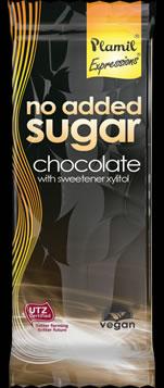 Cioccolato senza zucchero e senza glutine - 100 gr