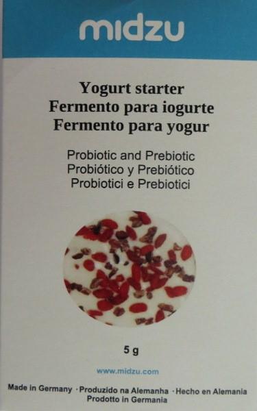 Starter per yogurt Midzu - 5 gr