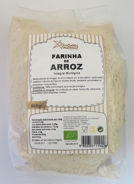 Farina di riso biologica - 500 gr