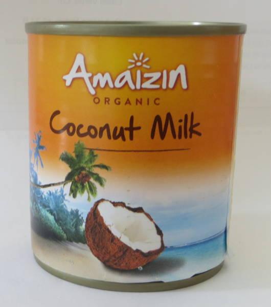 Latte di cocco biologico - 200 ml