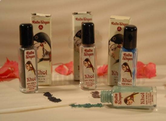 Applicatore per ombretto naturale Khol - Radhe Shyam