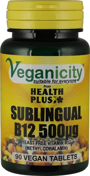 Vitamina B12 500 ug