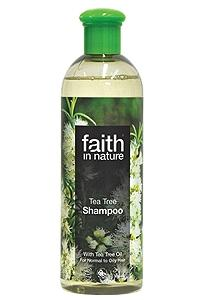 Shampoo all'albero del Tè - 400 ml