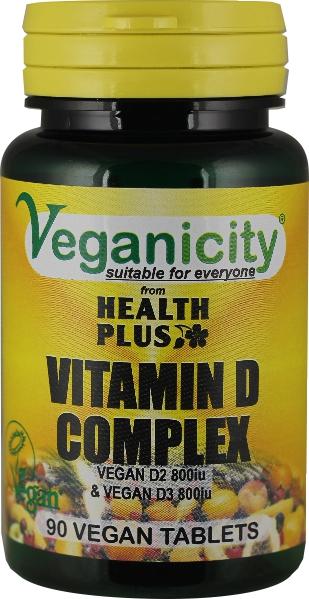 Complesso Vitamina D - 1600iu