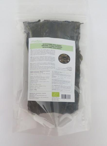 Alga Kombu biologiche Midzu - 50 gr