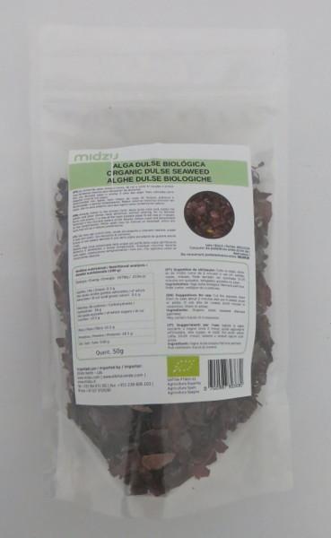 Alga dolce biologica Midzu - 50 gr