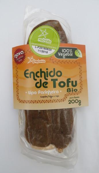 Salsiccia di Tofu Biologica 200g