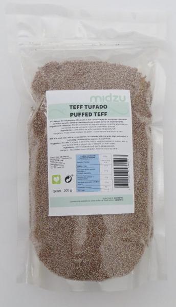 Teff Soffiato Midzu 200 g