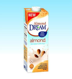 Bevanda di Mandorle RDream, no zuccheri aggiunti. 1L