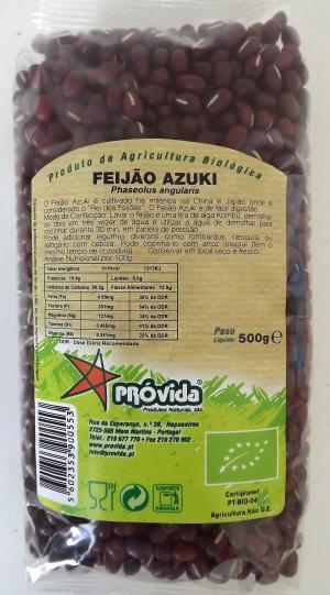 Fagioli Azuki biologici - 500 gr