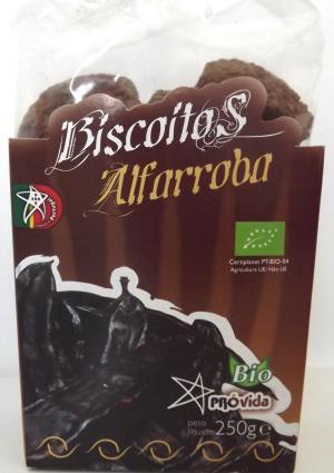 Biscotti di Carruba biologici - 250 gr