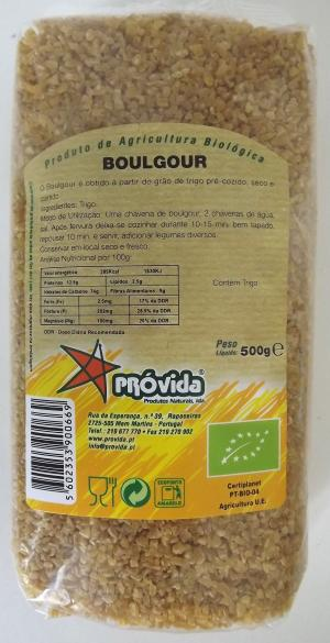 Bulgur biologico - 500 gr