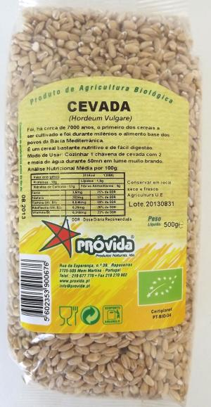 Orzo integrale biologico - 500 gr