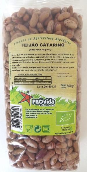 Fagioli Catarino biologici - 500 gr