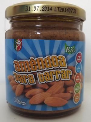 Pasta di mandorle biologica - 230 gr