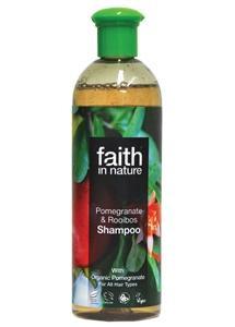Shampoo al Melograno e Rooibos - 400 ml